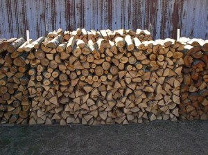 Split Firewood for Firewood Sales